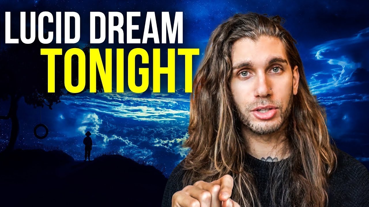 How To Lucid Dream TONIGHT Even If You're New (Best Guide Of
