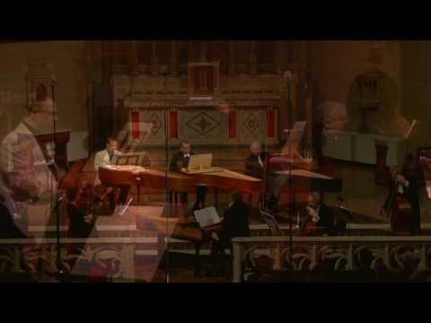 J.S. Bach: Concerto for 3 Harpsichords, Strings & Continuo in C Major, BWV 1064  - Adagio