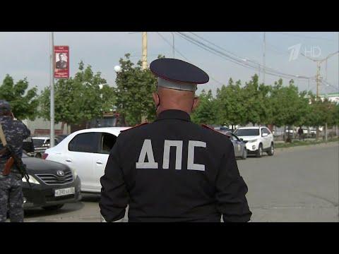 В Дагестане из-за