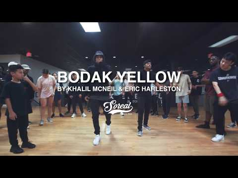 CARDI B - BODAK YELLOW | Choreography by Eric Harleston & Khalil Mcneil