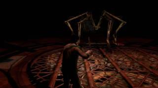 Silent Hill Homecoming Final Boss: Amnion