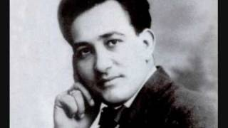 Miguel Fleta. O dolce incanto. Manon. J. Massenet.