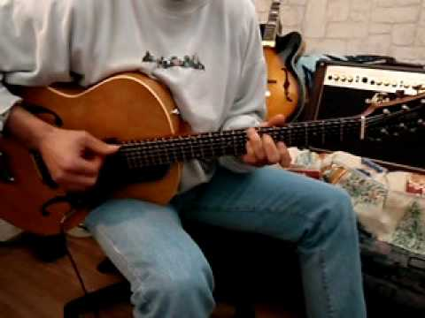 frim fram sauce: guitare jazz