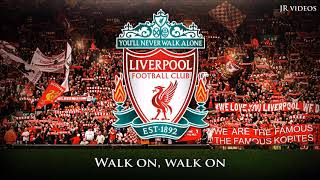 Gambar cover Liverpool FC Anthem (lyrics) - You'll Never Walk Alone