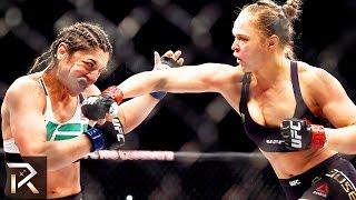 10 Dangerous Women Who Can Kick Your Ass