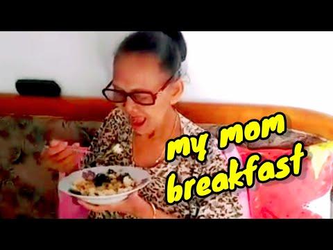 My Mom Breakfast || hery asmara | Life, Art & Motivation