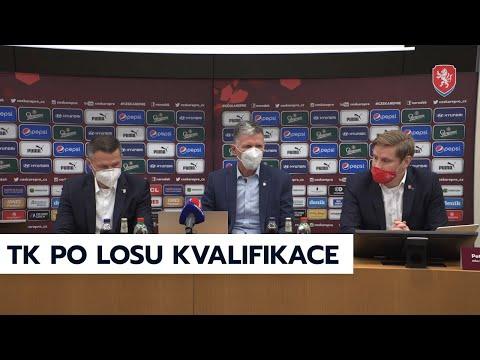 ČR A | Tisková konference po losu kvalifikace MS 2022