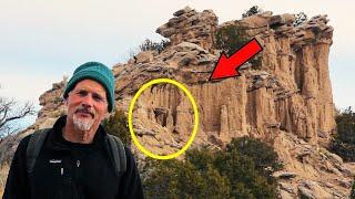 Мужчина 25 лет находился в пещере, а затем показал, что он там делал.  Весь мир был поражен!