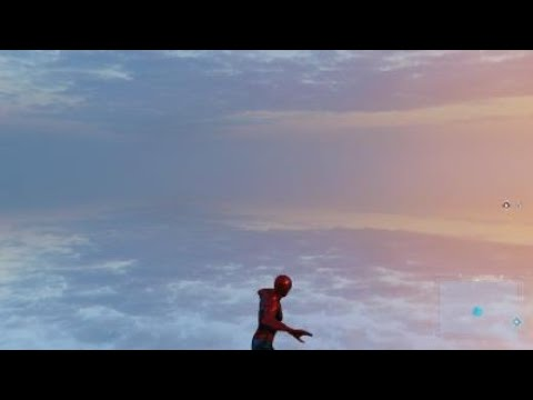 Marvel's Spider-Man 10000m Offshore Glitch