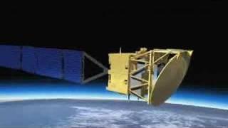 EarthCARE : Le satellite de prévision météorologique