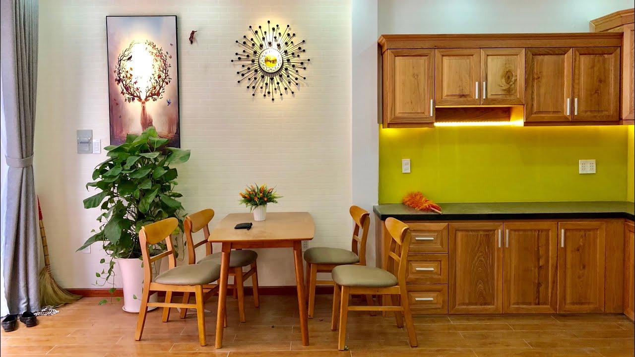 Bán Nhà Gò Vấp | Mini Home 6.5 x 7M 3 Lầu . Thiết kế Quá Hài Hoà Và Hợp Lý , Tràn Đầy ánh sáng .