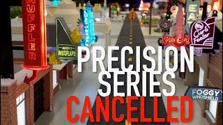 Why Mattel Cancelled the Disney Cars Precision Series - New York Toy Fair