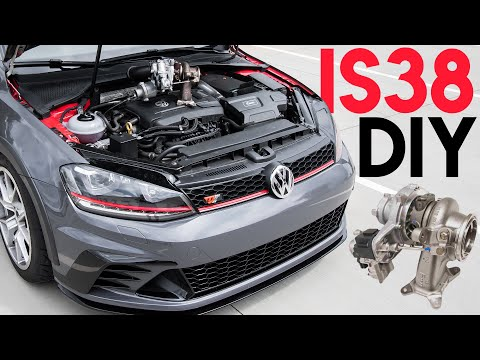 Everything you need to Know about the IS38 Turbo - Articles