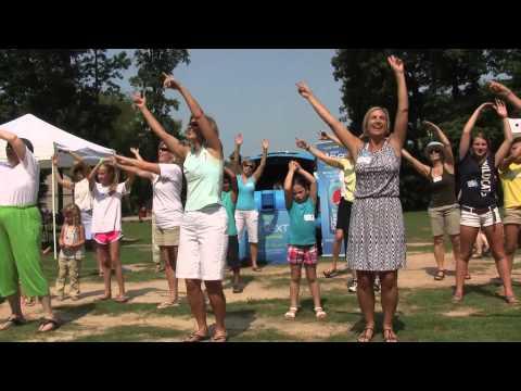 Village Church of Dunwoody Flash Mob at Brook Run Park