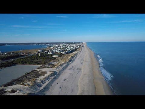 Dewey Beach And Lewes, DE Aerial Imaging Short - Via Drone