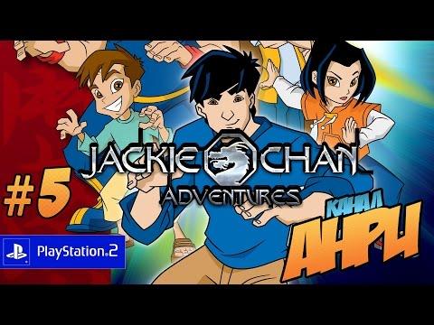 Прохождение Jackie Chan Stuntmaster ч.1