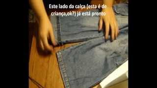 Dica de Costura – Como fazer a bainha de calça jeans