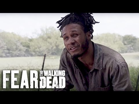Fear The Walking Dead: Morgan and Dwight setting the stage for their own war