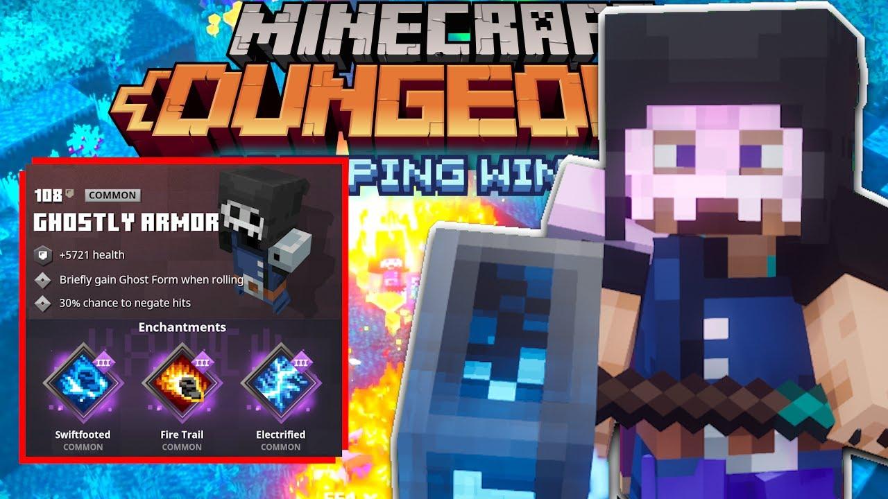 THE FUNNEST BUILD IN MINECRAFT DUNGEONS!? | Minecraft ...