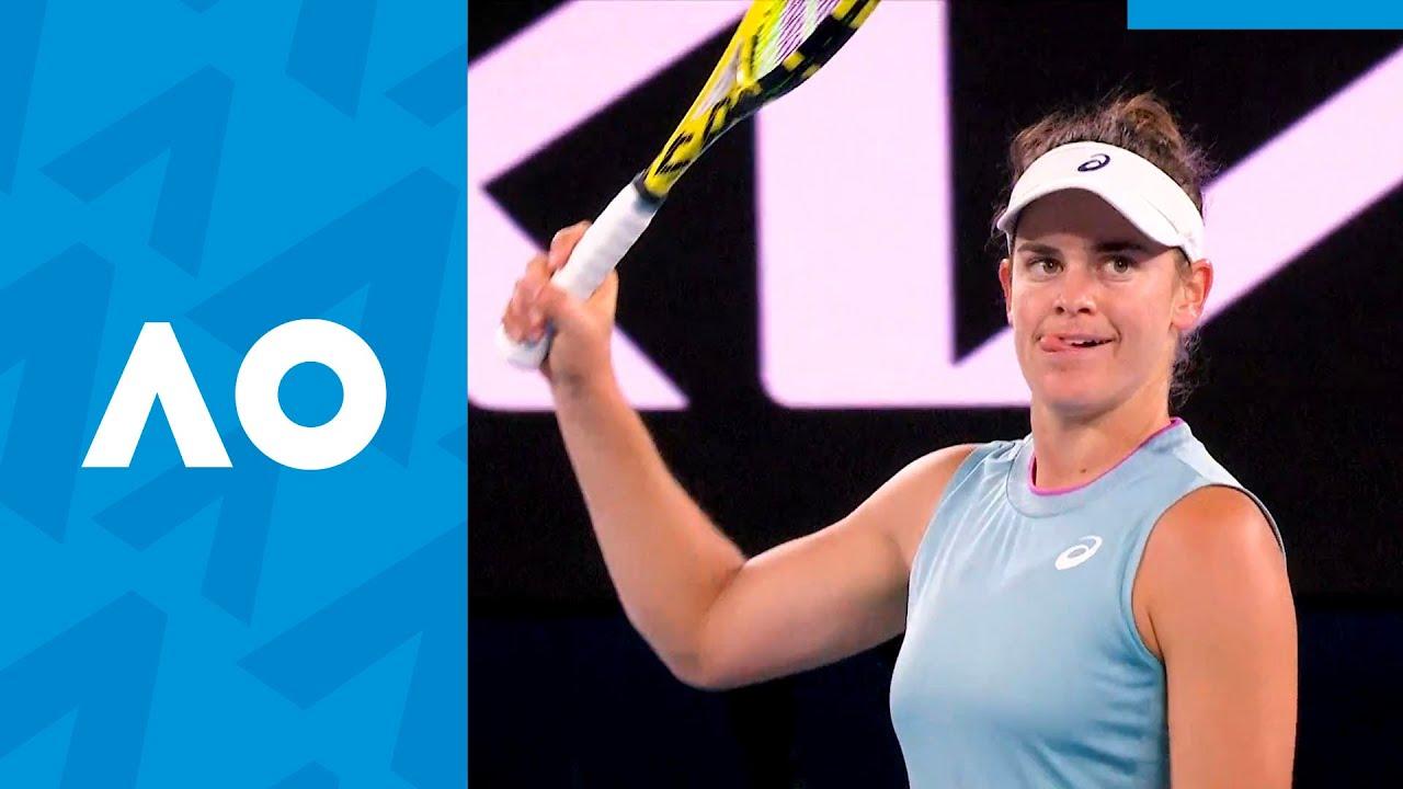 Jennifer Brady Top 10 Plays | Australian Open 2021