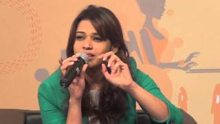 How Shalmali was offered her first Bollywood song