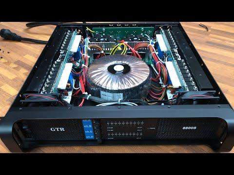 Chất Tiếng đẩy GTR 8800S 4 Kênh Korea SX China - Giá 6tr9 56 Sò LH:0934573743