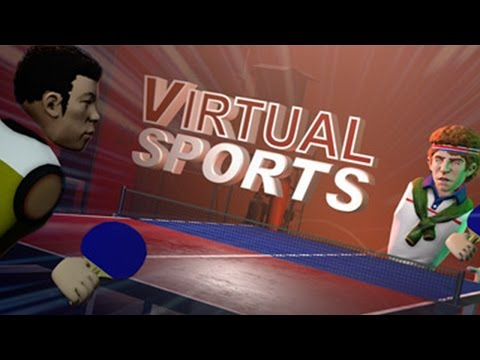 Virtual Sports – VR Tennis & Ping Pong - Available Now