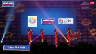 ถ่ายทอดสด งานรวมพลคนรัก Pop Culture ประจำปี งาน Thailand Comic Con ...