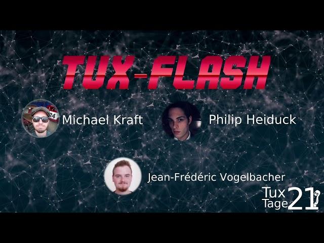 Podcast: Tux Flash - Februar 2021