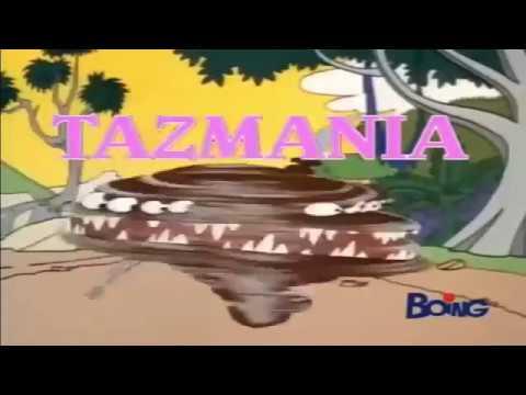 tazmania - sigla completa