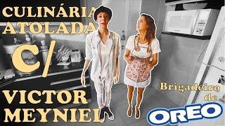 Culinária Atolada - EP14 - Brigadeiro de Oreo (com Victor Meyniel)