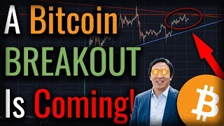 Bitcoin BREAKOUT VERY SOON - But Which Way? Pro-Bitcoin Candidate For President!