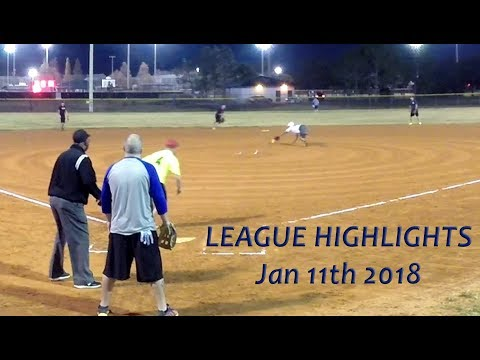 2018 Ed Radice Slow Pitch League | Game 1