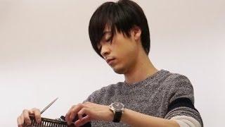 成田凌 イケメン美容師姿がキマり過ぎて胸熱 桐谷美玲が主演を務める4月...