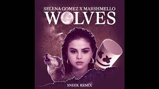 Selena Gomez & Marshmello - Wolves (Sneek Remix)