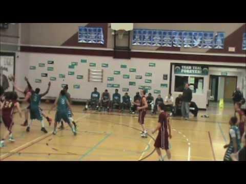 Liam Johnston Highlights (Citadel High, class of 2014)