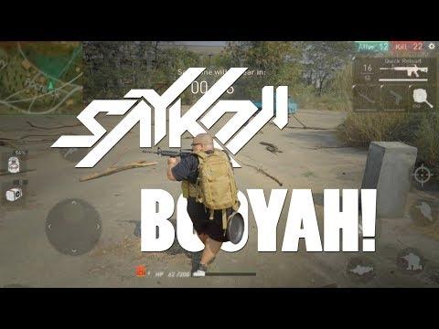 SAYKOJI - BOOYAH! | Nyalakan Cc Untuk Lirik