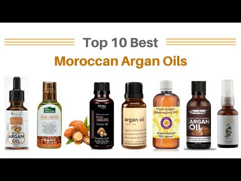 Top 10 Best Moroccan Argan Oil in India with Price 2018  Bes