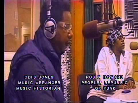 Soul School Television - Odis Jones hosts the History of Funk - Taped May 2014