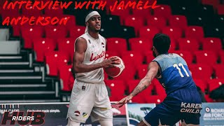 On another year with leicester riders ...