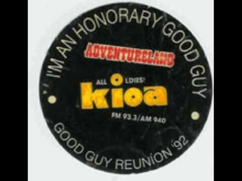 Hal & Charley, Phil Thomas -- KIOA Good Guy Reunion 1992