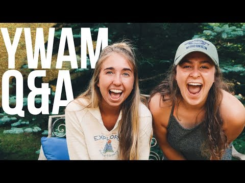 YWAM Q&A (Answering YOUR questions about our discipleship training school)