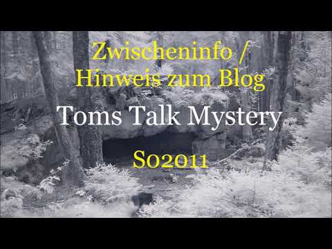 "Der Blog ""Mystery / Paranormal Worldnews"" -  S02011"