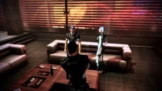 Mass Effect 3 Citadel DLC: Joker Making Fun of Shepard