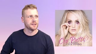 Carrie Underwood - Cry Pretty | First Impressions