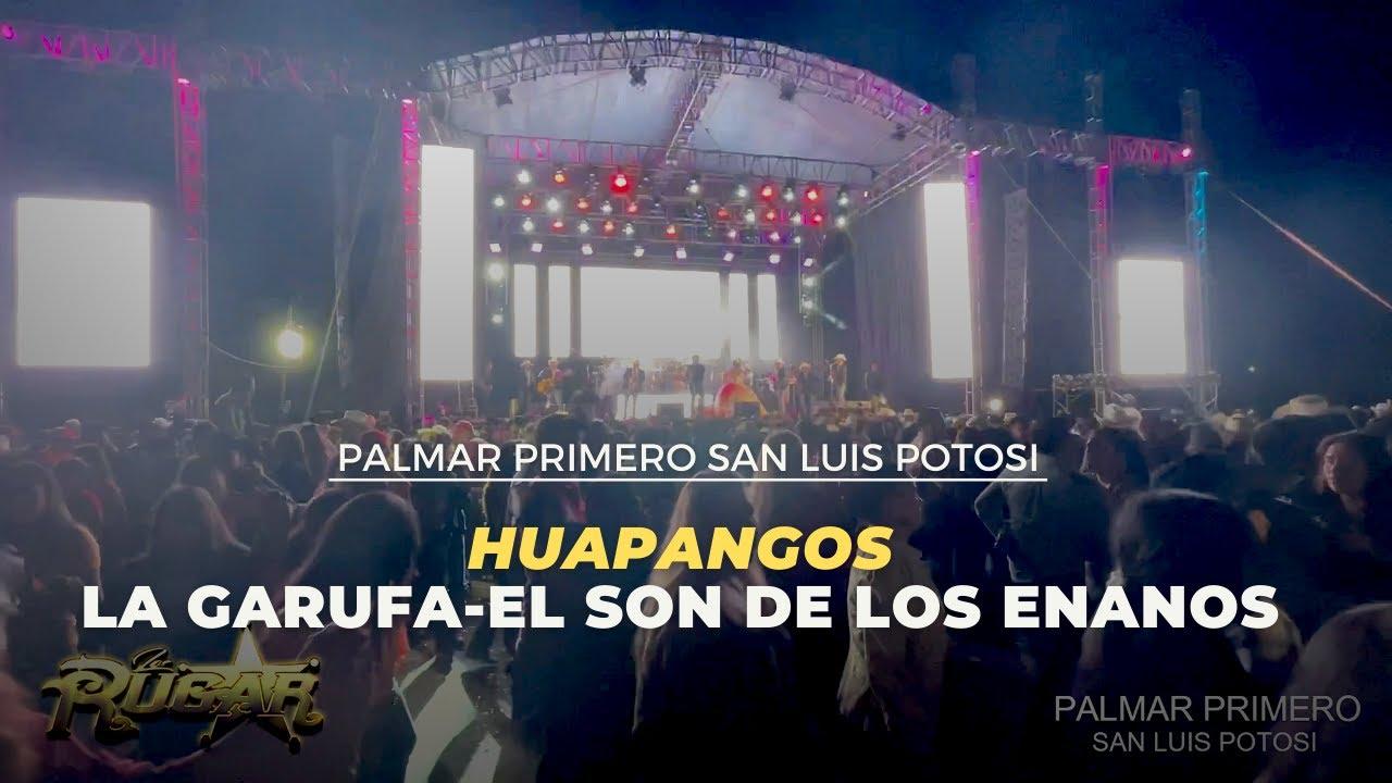 Huapango LA GARUFA - SON DE LOS ENANOS - En Vivo Palmar Primero San Luis Potosi - LOS RUGAR 2021