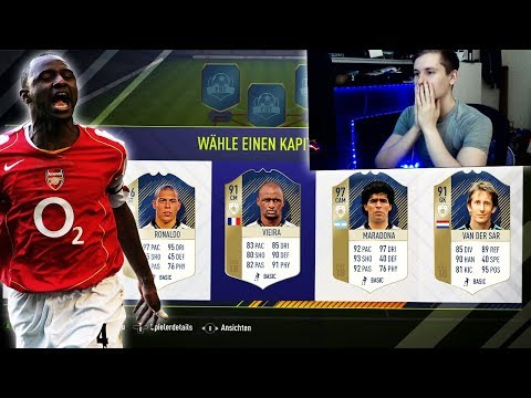 FIFA 18: OMG MEIN BESTES ICON FUT DRAFT! Holen wir alle Siege?🔥 - Ultimate Team - Draft Pack Opening