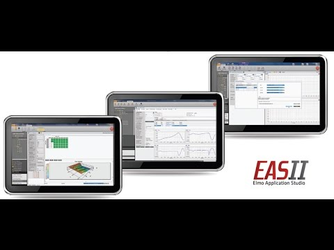 EASII 2.2: New Generation of Motion Control Software