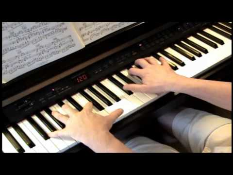 Summer of 42 - Theme - Piano