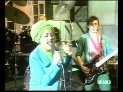 X-Ray Spex - The Day The World Turned Day-Glo (TOTP 1978)